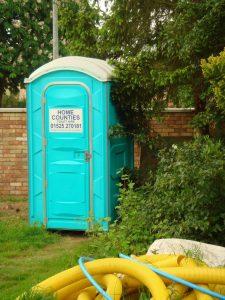 Construction/Building Site Portable Toilet